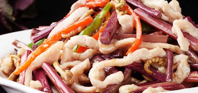 润肠通便,蕨菜才是王道