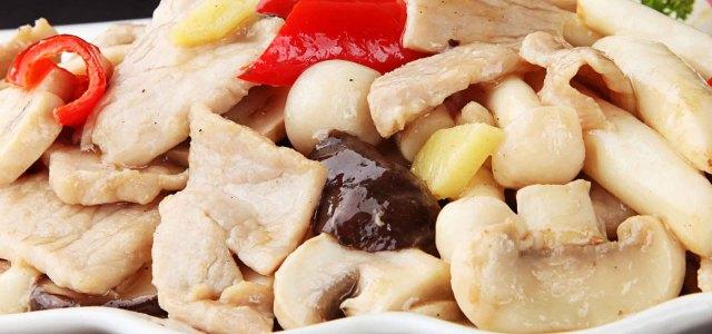 一道滑溜又鲜美的粤菜