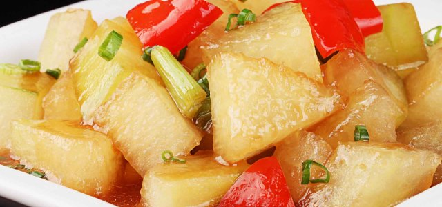 素菜荤吃,吃出肉味