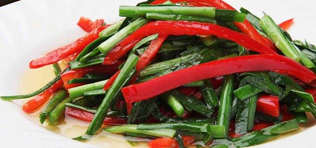 红绿配的意思就是开胃又清肠