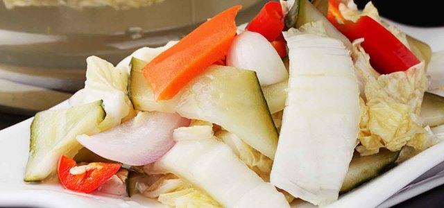 什锦蔬菜华丽变身需7日