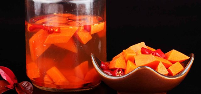 胡萝卜泡菜