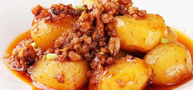 土豆的最新做法!