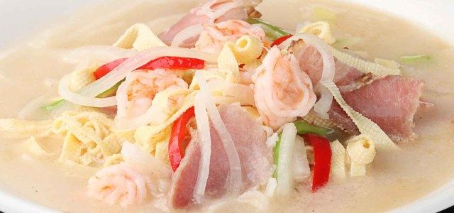 一锅鲜浓的蛋白质营养汤