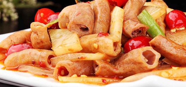 泡椒猪小肠