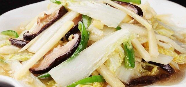 这样做的白菜能不好吃吗?