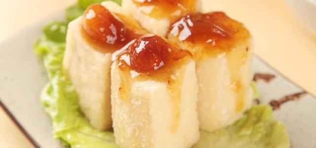 酸酸甜甜家常豆腐