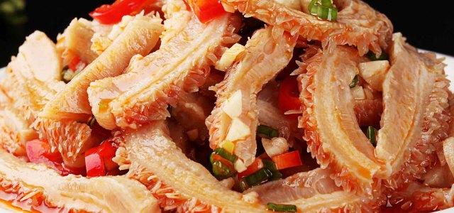 能养胃的凉拌菜