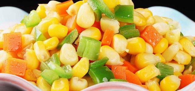 吃玉米,不变老