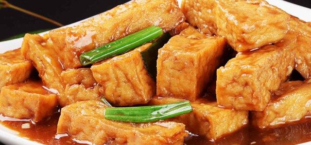 这个豆腐,可以吃!