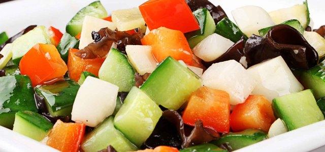 鲜蔬怎么吃都不嫌多