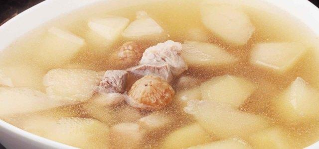 雪梨猪肉汤