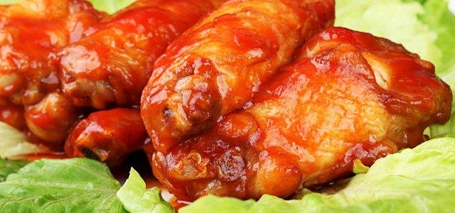 茄汁焖鸡翅
