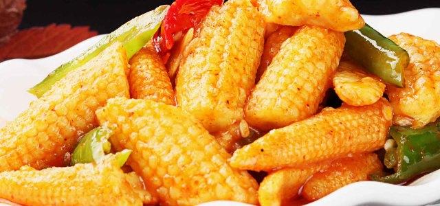 下饭的玉米崽子