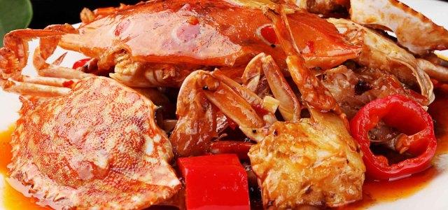 金牌口味蟹