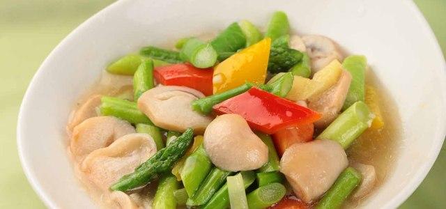鲜美的养生素菜