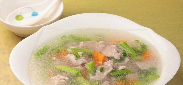 芦笋瘦肉汤