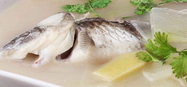 冬瓜鲫鱼汤