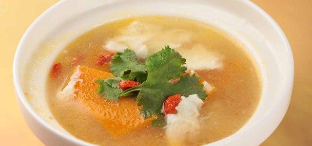 咸鲜香甜的营养汤