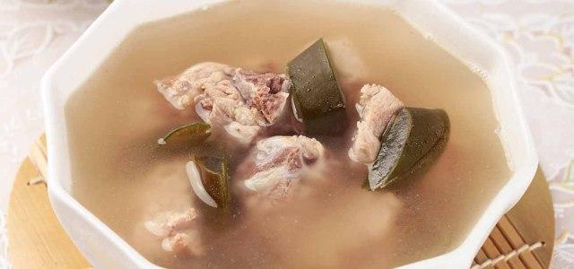 芦荟猪骨汤