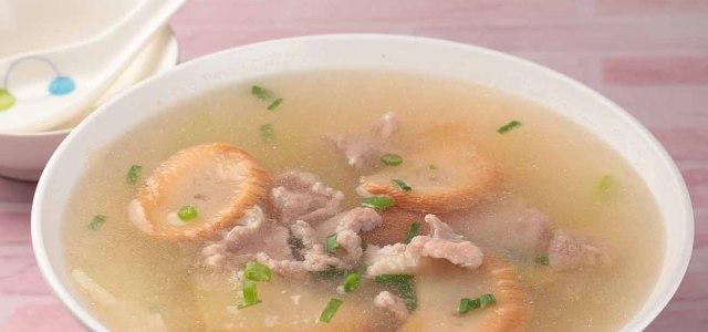 猴头菇冬瓜汤