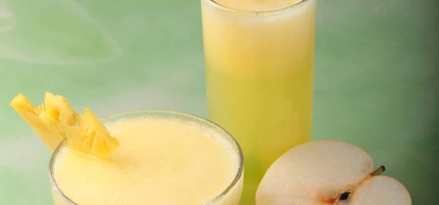 喝果汁,营养好