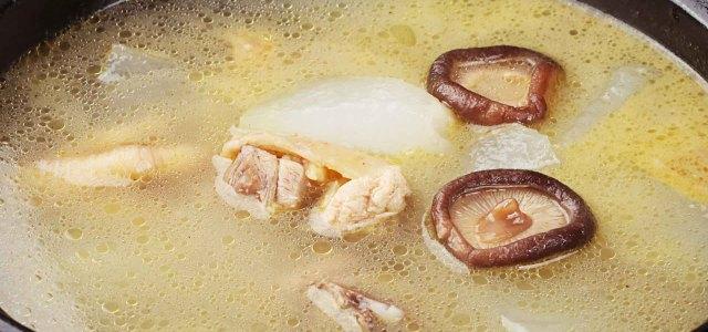一碗温暖的汤