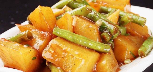 最开胃者,土豆也。