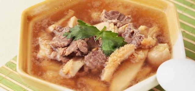 学做营养汤