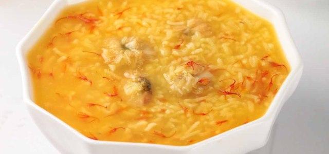 红花白菊粥