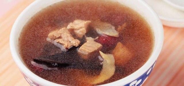 太子参瘦肉汤