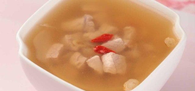 西洋参瘦肉汤