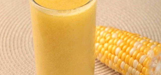 蜂蜜玉米汁