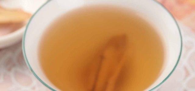 白芍甘草茶