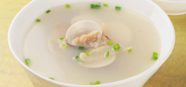 党参蛤蜊汤