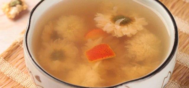 自制开胃健康茶饮