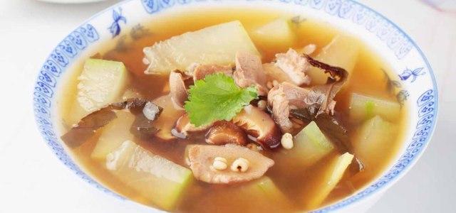 夏季清热汤品