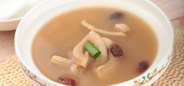 很开胃的一款汤
