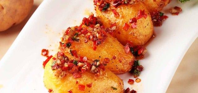 小土豆这种吃法不错!