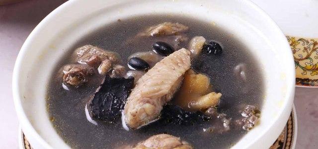 学做滋补鸡汤