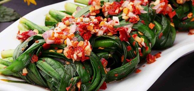 越吃越上瘾的韭菜泡菜