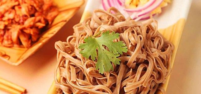 日式美味酱拌面