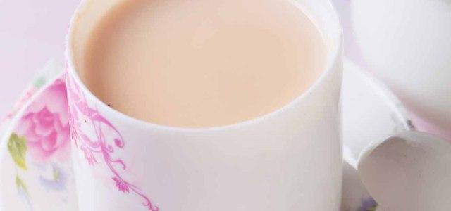 润肤养胃奶茶