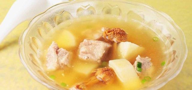 冬季大补鲜汤