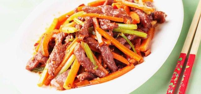肉食族的必学炒菜