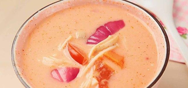 万紫千红开胃汤