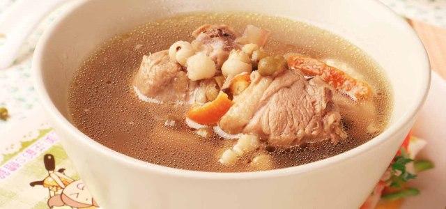 土茯苓薏米汤