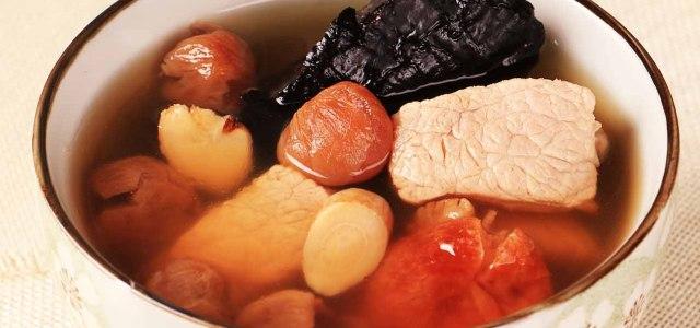 传统汉族药膳汤