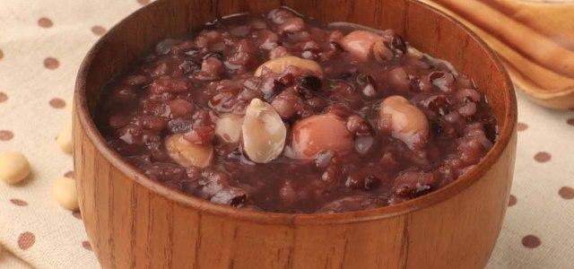 夏季祛湿粥