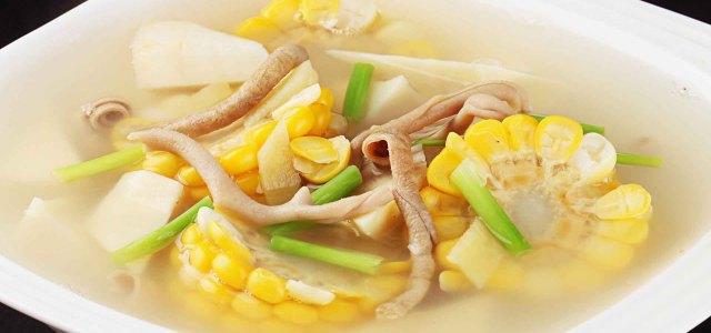 食全食美的玉米汤